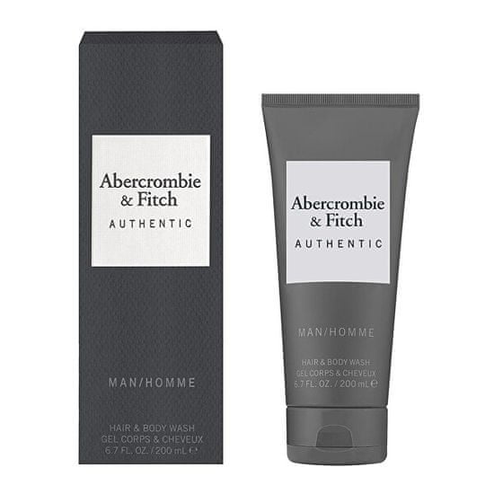 Abercrombie & Fitch Authentic Man - tusfürdő