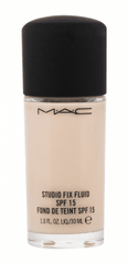 MAC 30ml studio fix fluid spf15, nc10, makeup
