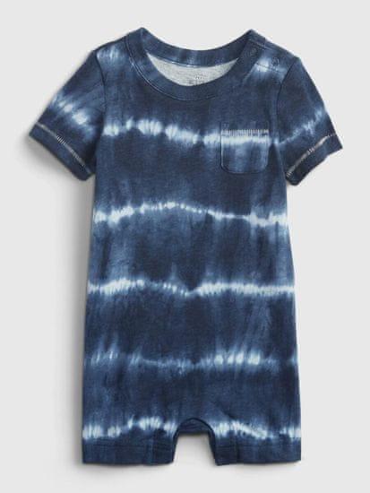 Gap Baby overal tie-dye shortle