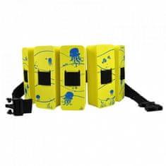 AQUALUNG Plavecký pás SWIM BELT JR. (18-30 kg) žltá
