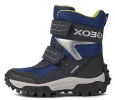 Geox fiú téli bokacsizma Himalaya J163AB 0FUCE C0749, 26, sötétkék