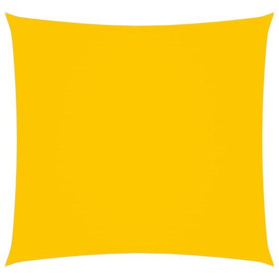shumee Square Garden Sail Oxford Cloth 4,5x4,5 m žltá