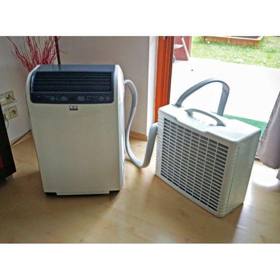 Remko Mobilní klimatizace REMKO RKL495DC bílá
