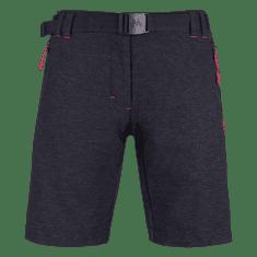 MAYA MAYA Kratke pohodne hlače Sana Bermuda, črne, S