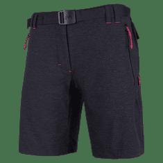 MAYA MAYA Kratke pohodne hlače Sana Bermuda, črne, XL