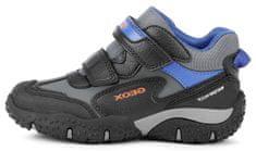 Geox fiú tornacipő Baltic J162YA 050BU C0245, 26, fekete