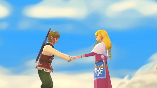 Nintendo The Legend of Zelda: Skyward Sword HD igra, Switch