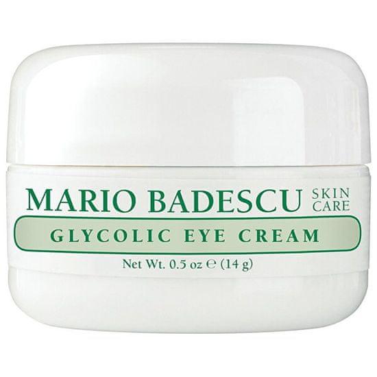 Mario Badescu Glycolic Eye Cream 14 ml szemkörnyékápoló krém