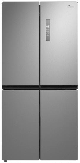 LORD C12 ameriški hladilnik, 4-vratni
