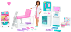 Mattel lalka Barbie Klinika pierwszej pomocy