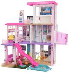 Mattel hiša Barbie Dream z lučmi in zvoki