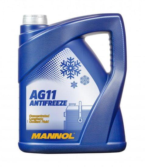 Mannol Antifriz AG11 Longterm koncentrat, 5 l