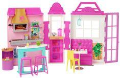 Mattel Barbie restavracija, igralni set