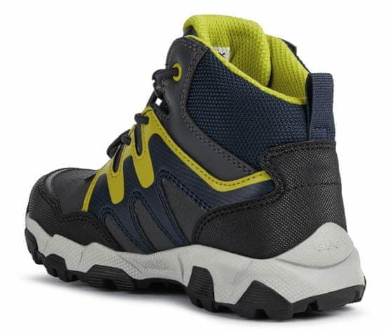 Geox Fiú outdoor magasszárú cipő Magnetar J16ACA 0CEFU C1267