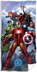 Carbotex Dětská osuška Avengers Heroes