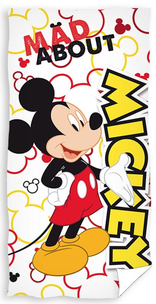 Carbotex Dětská osuška Skvělý Mickey Mouse