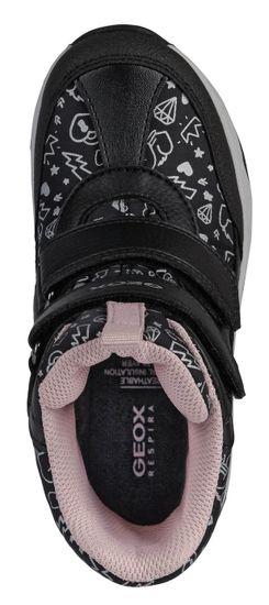 Geox dekliški zimski čevlji Sentiero J04CFB 0NFMN C0618
