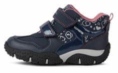 Geox J042VA 0BCMN C4268 magasszárú sportcipő lányoknak, 26, sötétkék