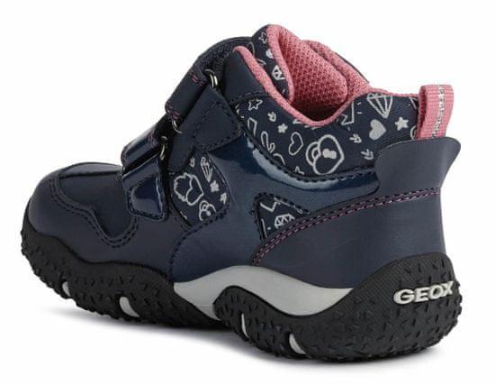 Geox dekliški gležnarji/teniski Baltic J042VA 0BCMN C4268