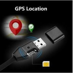EleTech GSM odposluch v nabíjacom kábli pro Android telefony