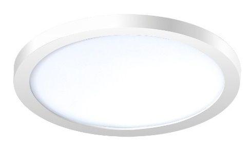 AZZARDO LED mennyezeti süllyesztett spotlámpa Slim 15 Round 3000K AZ2836 12W, kerek fehér