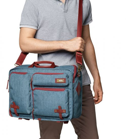 National Geographic NG Australia 3way torba za fotoaparat za DSLR (NG AU 5310) + GRATIS - PIXI MINI namizno stojalo (MTPIXI-B)