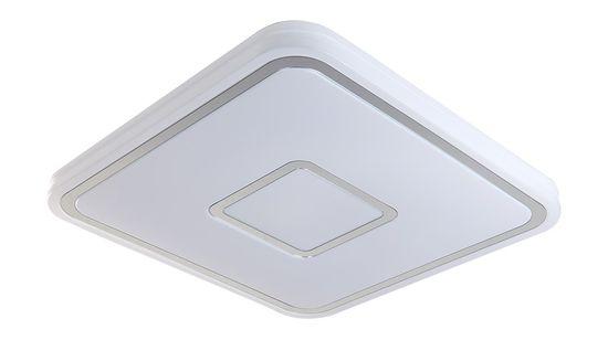 LUXERA LED Mennyezeti felületre szerelhető lámpatest MOZAN 71304, 36 W, négyszögletes, fehér