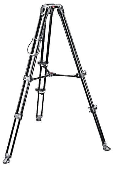 Manfrotto Lahko aluminijasto stojalo z fluid video glavo MVH500 (MVK500AM) + GRATIS nahrbtnik Hover-25 (MB AV-BP-H-25)