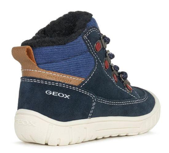 Geox Omar B162DA 02011 C0735 téli bokacipő fiúknak