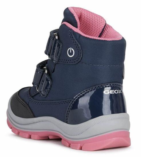 Geox gležnjače za djevojčice Flanfil B163WA 050FU C4268