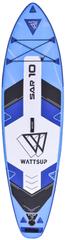 WattSup Poolstar WattSup Sar 10 SUP deska, z veslom, 3,05 m, 15 cm