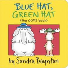 Blue Hat, Green Hat