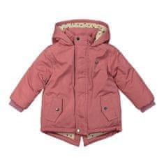 Dirkje lány kabát WD1004A, 86, rózsaszín