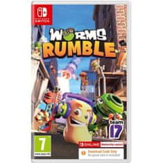 Square Enix Worms Rumble Code In A Box (Nintendo Switch)