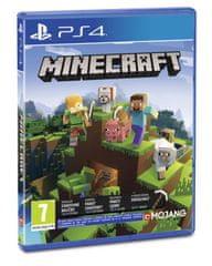 Sony Minecraft Starter Col Refresh igra (PS4)
