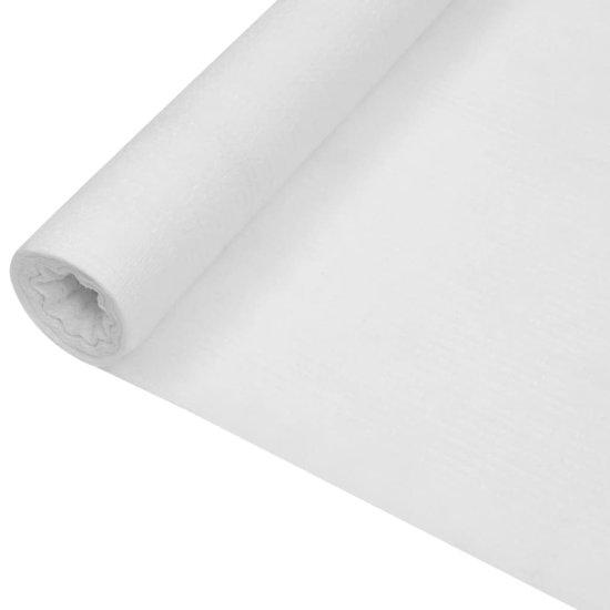 shumee Siatka cieniująca, biała, 1,8x10 m, HDPE, 150 g/m²