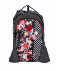 Rucksack Only Sackpack nahrbtnik, šolski, 21 L, motiv rož