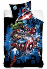 Carbotex Dětské povlečení Avengers Super Heroes