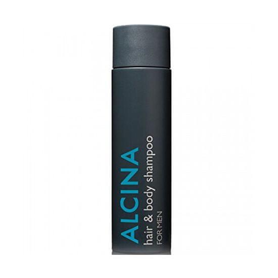 Alcina For Men ( Hair & Body Shampoo) ) gel za prhanje