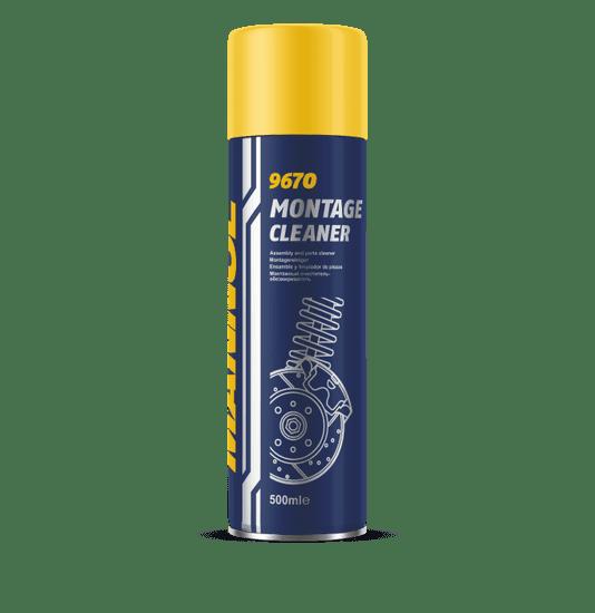 Mannol Montage Cleaner sredstvo za čišćenje kočnica, 500 ml