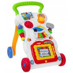 HUANGER interaktivní chodítko BABY WALKER