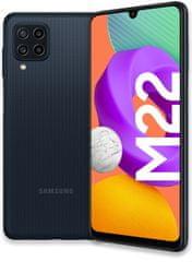 SAMSUNG Galaxy M22, 4GB/128GB, Black