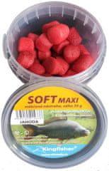 Kingfisher Soft MAXI Pufy 30g  jahoda