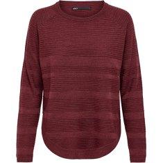 ONLY Ženski pulover ONLCAVIAR 15141866 Merlot (Velikost XS)