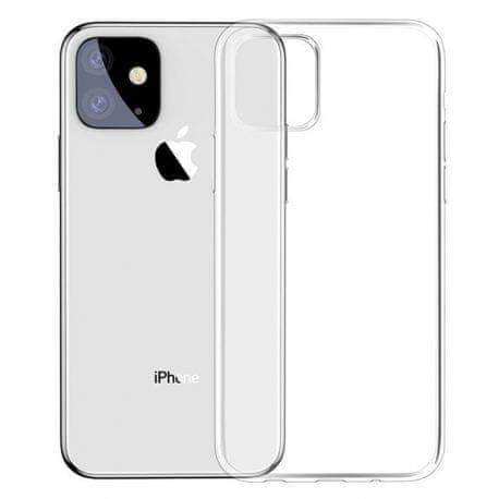 iMyMax Silikónové púzdro pre iPhone 11, Baseus Simplicity Clear