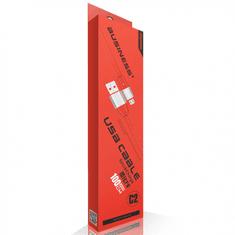 iMyMax Micro USB kábel, Business Plus červený