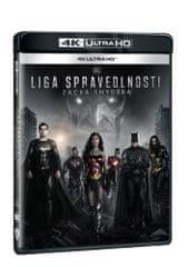 Liga spravedlnosti Zacka Snydera (2UHD) - 4K Ultra HD