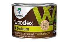 Teknos Woodex Bioleum - olje za les, brezbarven 0,45L