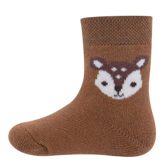 EWERS 2 darabos gyerek zokni szett őzikével 205256
