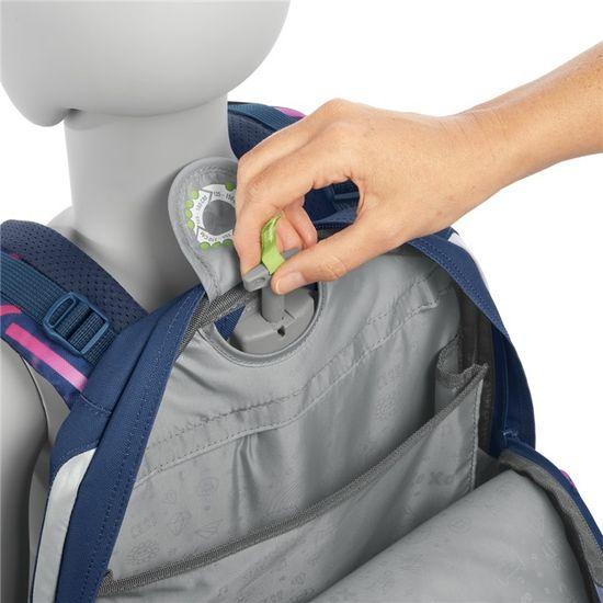 CoocaZoo ScaleRale školska torba, ScaleRale, Cyber Pink, certifikat AGR